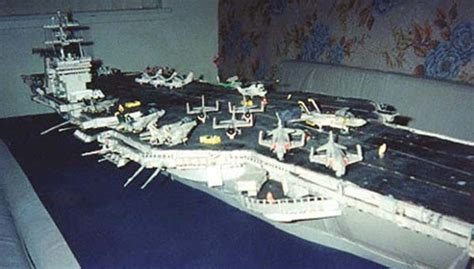 Ship Papercraft - battlecruiser paper crafts magazine