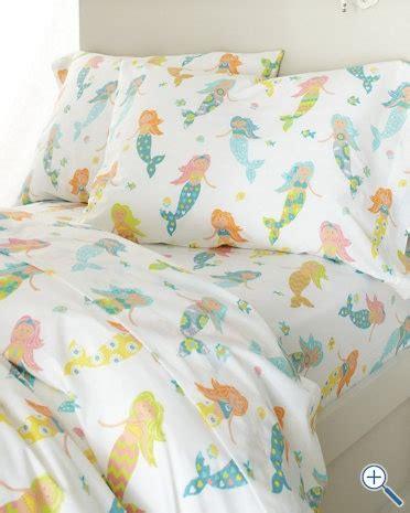 mermaid bedding mermaid sheets so cute lake house pinterest girls