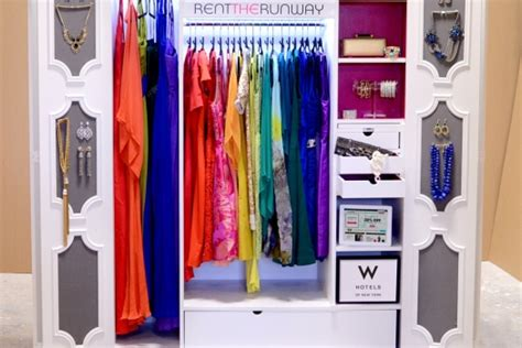 Pop Up Closet by Rent The Runway Opens Curated Pop Up Closets For Fashion