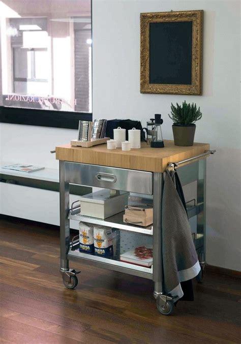 carrello cucina 17 migliori idee su carrelli da cucina su