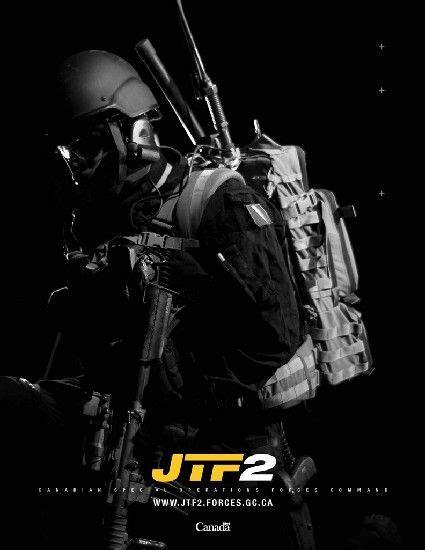 Joint Task Force 2 (JTF2) – Pasukan Khusus Kanada