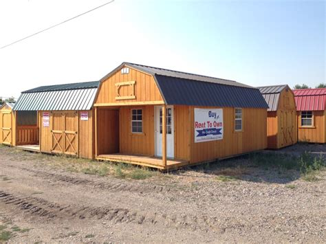 Montana Shed by Brian Giffin Hickory Buildings Sheds Missoula Mt