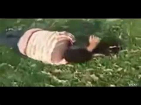 fat girl falls off swing fat girl falls off the swing knocks the weave out her head