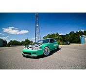 Honda Civic Eg Midori Green Ccw Classic 10  Rides &amp Styling