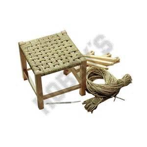 shop seagrass stool craft kit hobby uk hobbys