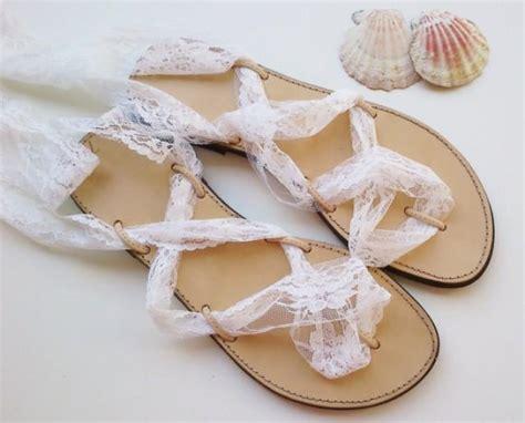 Sandalette Hochzeit by Wedding Sandals White Wedding Sandals Wedding