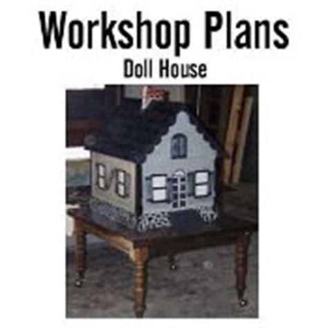 Doll House Illusion Plans House Design Plans