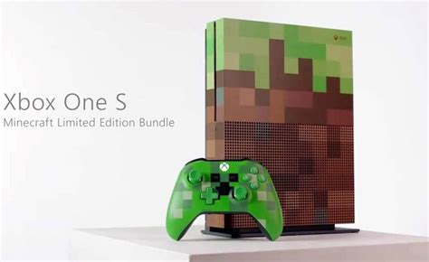 minecraft console minecraft xbox one special edition console leaks ahead of