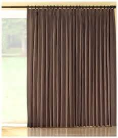 sliding door curtain drape panel curtain design