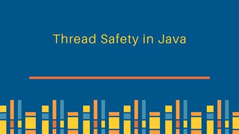 repository pattern thread safe thread safety in java journaldev