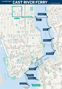 New York Ferry Map by Free New York Boat Tours Free Tours By Foot