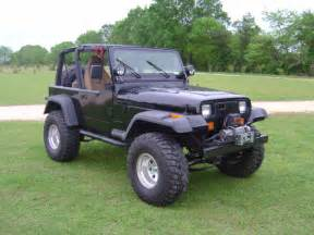 Jeep Square Headlights Car On Jeep Wranglers Jeeps And Lifted