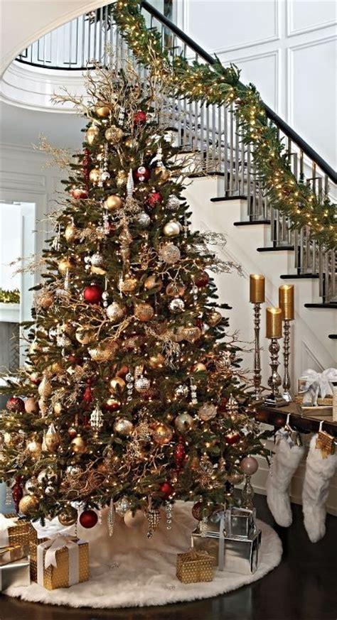 elegantly decorated trees elegantly decorated trees princess decor