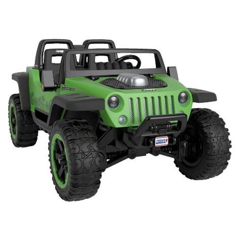 jeep hurricane price fisher price power wheels jeep hurricane target