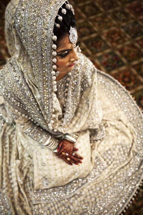 braut meaning indian wedding white bridal lehenga 2057160 weddbook