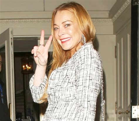Lindsay Lohan Encouraged To Run For Government by Lindsay Lohan For President Kanye West Might Some