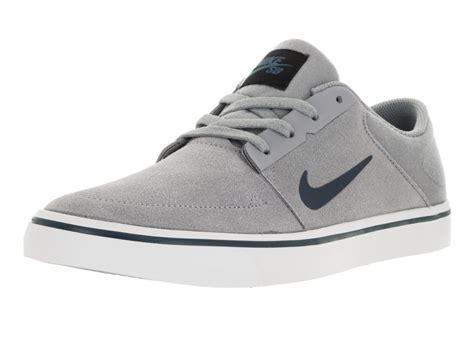 mens nike sneakers nike s sb portmore cnvs nike skate shoes