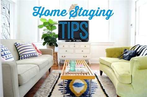 home staging tips moving insider