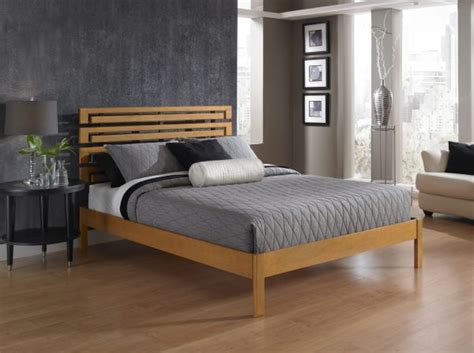 modern wood bed 20 chic modern bed designs