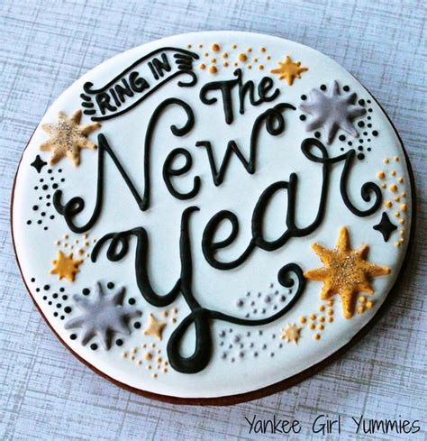 new year cookies design 35 delicious new year cake ideas for a sumptuous new year 2018