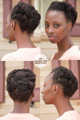 tuck in hairstyles 17 best images about transition to natural on pinterest