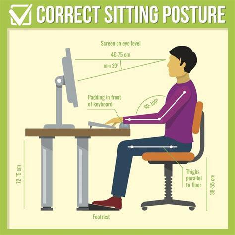 Health Check Can Bad Posture Give You A Hunchback Computer Desk Posture