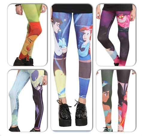 Disney Legging obsessed with these disney from topic fashion disney