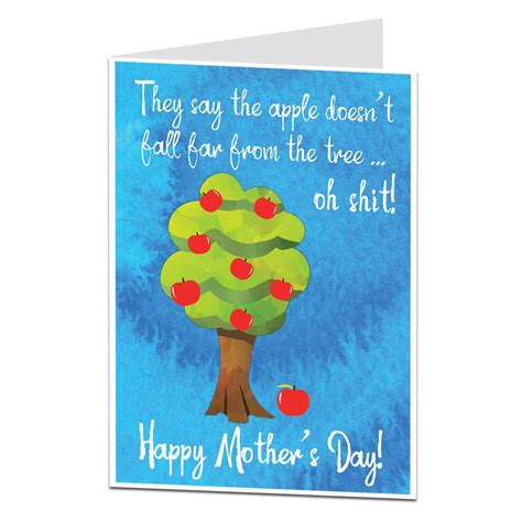 s day card template apple apple tree s day card lima lima cards gifts