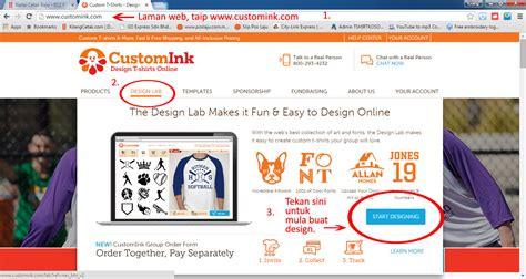 design baju secara online print kaler tempah baju design sendiri online print kaler