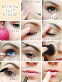 tutorial makeup natural pac natural makeup on tumblr