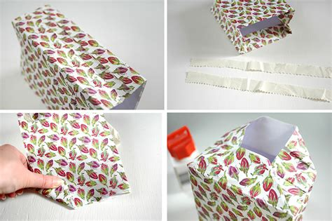 Steps To Make Paper Bags At Home - diy paper gift bag ao lifestyle