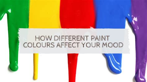how colors affect your mood how paint colors affect mood affordable how colors affect