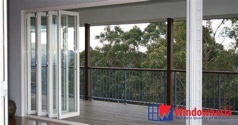 Harga Pintu Lipat Aluminium / Pintu Folding Aluminium