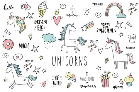 doodle how to make unicorn doodle unicorn lettering patch illustrations