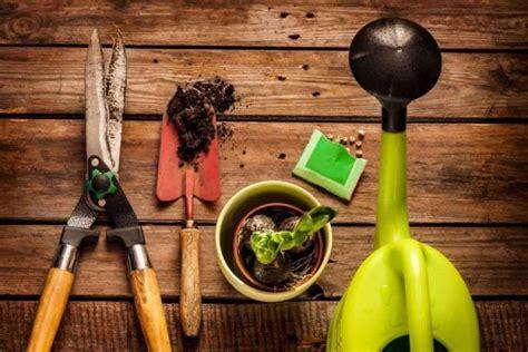 5 essential gardening tools garden season