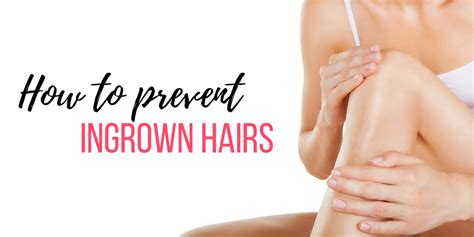 how to prevent ingrown hair and bumps from pluckjng goodbye red bumps how to prevent ingrown hairs the easy way