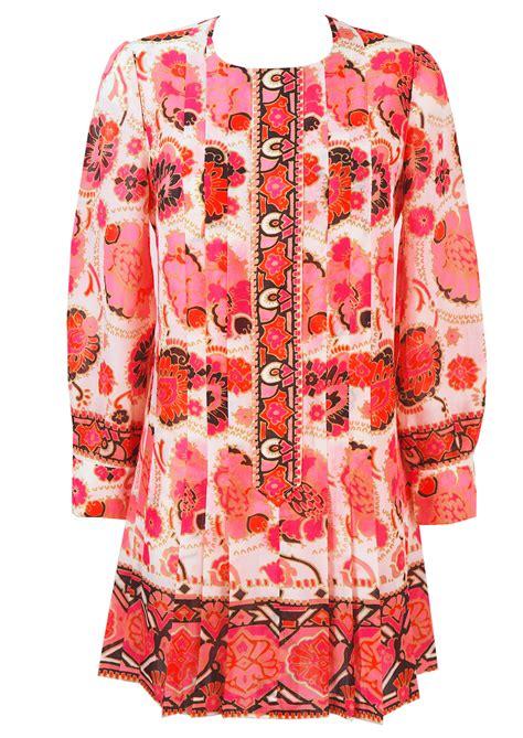 Pink Abstract Pattern S M L Jumpsuit 44246 vintage 1960 s pink orange white floral mini dress m l vintage