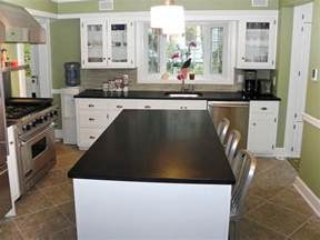Kitchen Cabinet Colors For Black Countertops Granite Countertops Hgtv