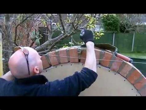 fine art  brickwork semi circular arch youtube