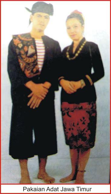 Baju Adat Jawa Timur Cowok pakaian adat jawa timur lengkap gambar dan penjelasannya seni budayaku