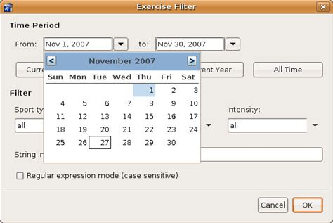 java swing calendar exle swing date selection in java stack overflow