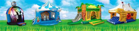 buitenspeelgoed huren dreamland springkastelen