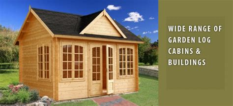 Garden Houses For Sale by Garden Summer Houses For Sale Garden Log Houses Uk Supplier