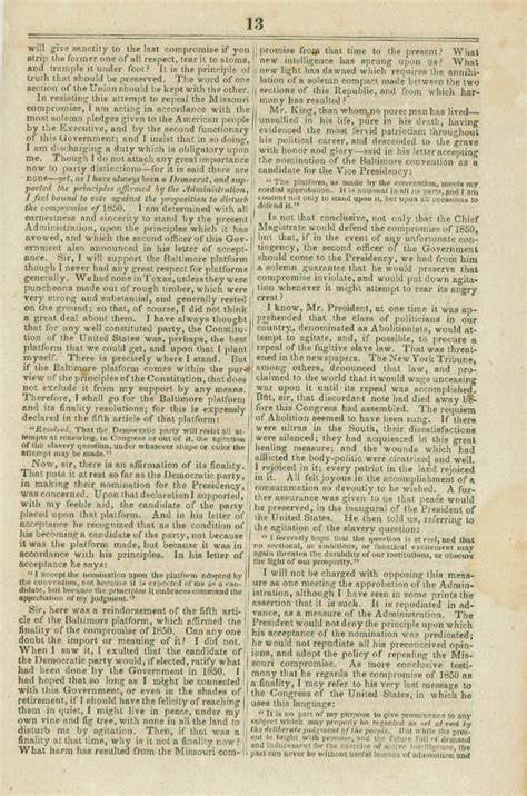 records from missouri newspapers 1854 1860 vol 1 books sam houston senate speech february 15 1854 tslac