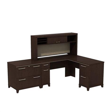 busch office furniture bush business furniture enterprise l shaped office set