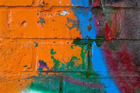 graffiti texture wallpaper closeup graffiti brick free texture