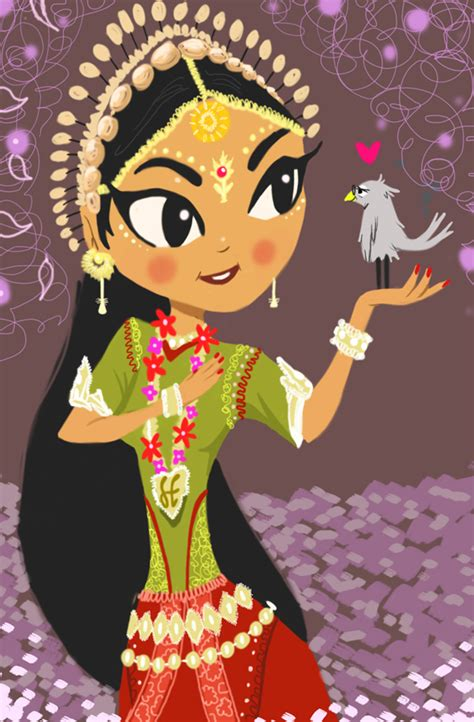 cartoon indian princess dress indian princess by jdelgado on deviantart