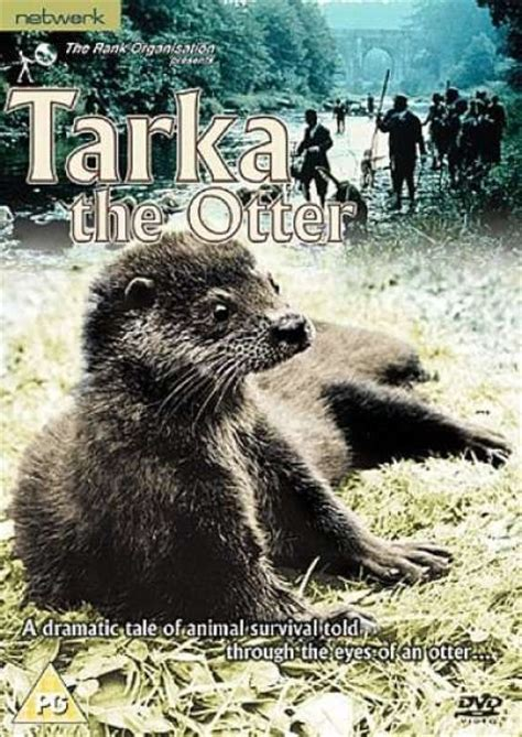tarka the otter a tarka the otter dvd zavvi nl
