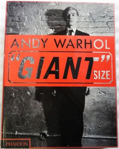 libro andy warhol giant size andy warhol quot giant quot size 2006 catawiki