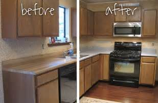 Refinishing Formica Kitchen Cabinets 10 Amazing Laminate Counter Top Makeovers Page 3 Of 11